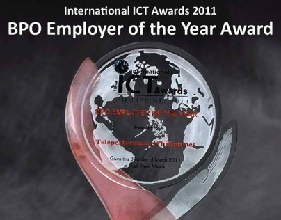 International ICT Awards Entries