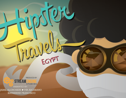 Hipster Travels | Short Animation