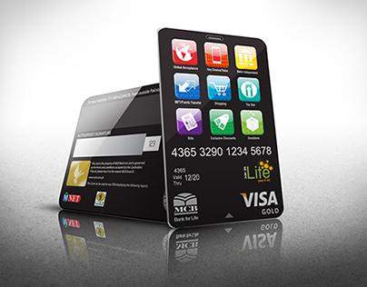 MCB Lite- World's 1st Mobile Wallet