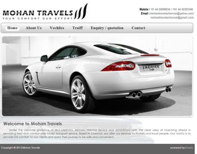 Mohan Travels