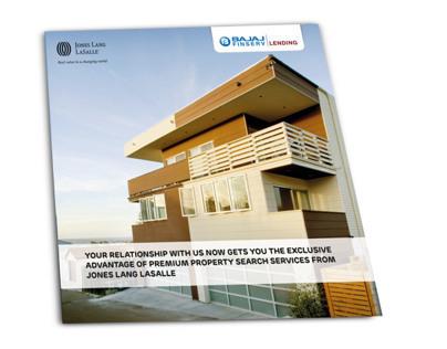 Jones Lang Lasalle Brochure Design