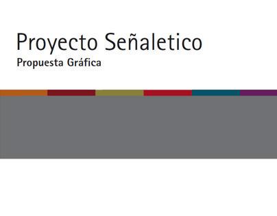 Proyecto Señaletico - UNLP