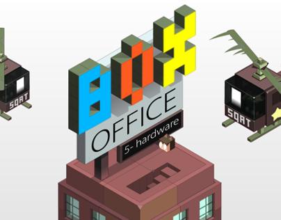 BOX Office - episode 5 -- hardware