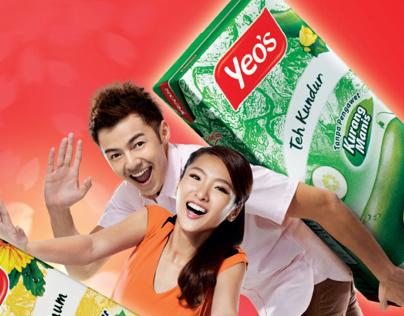 Yeo's CNY 2013