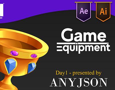 Game Rewards Equipment Ui - AnyJson