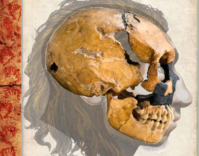 Homo neanderthalensis - Le Moustier 1 (Book Project)