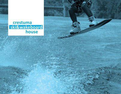 Crestuma House -Sky & Wakeboard