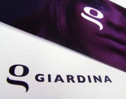 Giardina brand identity & website design