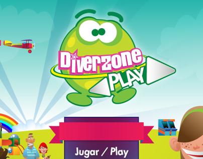 Advergame - Diverzone Play