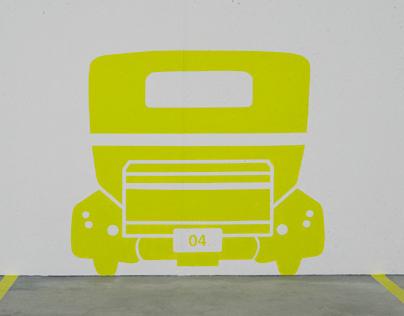 Das museale Parkhaus - The museum parking garage