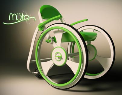 MUTO: Transportable Wheelchair