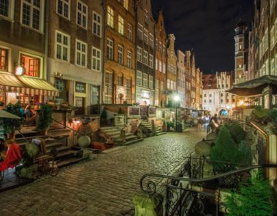 Miasto Gdańsk   City Gdańsk - Poland (2013)