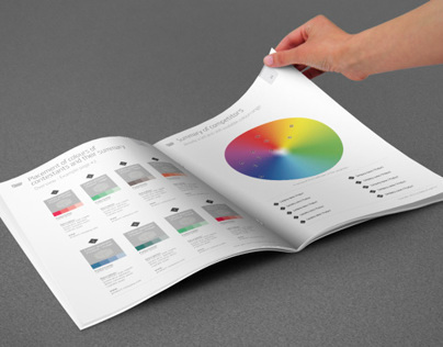 Color Finder Proposal for new Product and Service