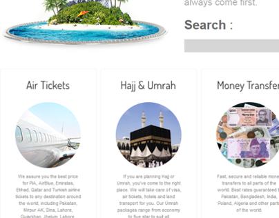 KM Travels - Content Management