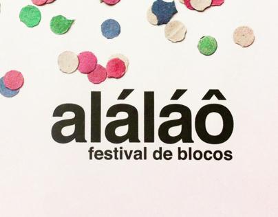 Alalaô - Festival de blocos