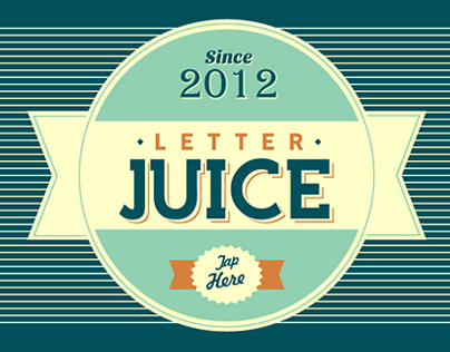 Video Game - Letter Juice