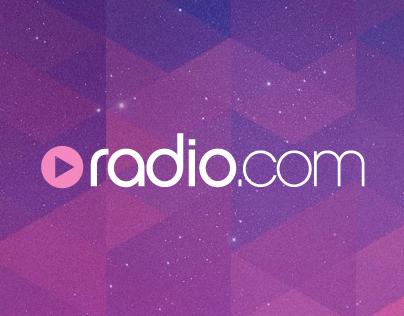 Radio.com Concept