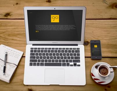 Design of Technology in Blink Website