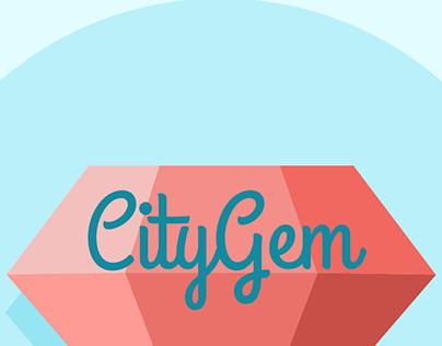 CityGem - Travel App Project