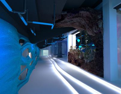 Dolphinarium - part II -MUSEUM OF THE BLACK SEA