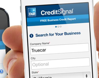 Dun & Bradstreet, Credit Signal