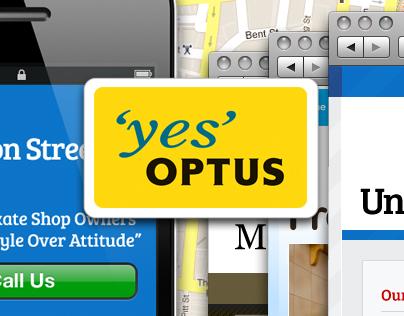 Optus Digital Agency