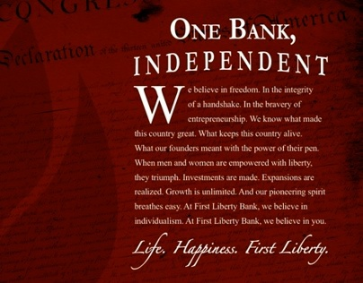 First Liberty Bank
