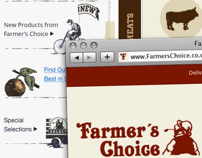 Farmer's Choice Website