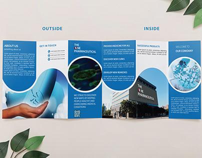 Tri- Fold Brochure Design
