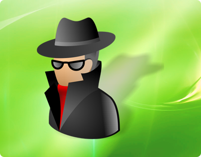 Spy With Shadow Icon