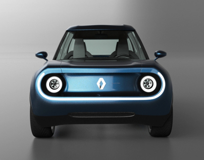 The New Renault 4