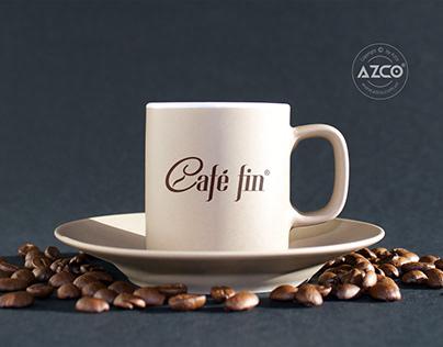 Cafe Fin - Design Azco