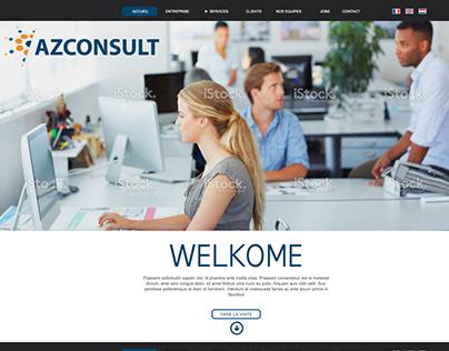 Az consult || Website