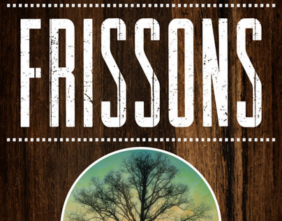 Frissons Gig Poster