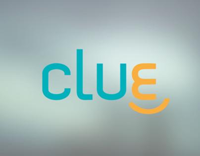 CLUE Brand Identity