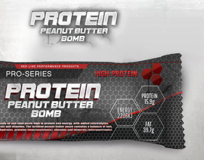 PRO-SERIES : Peanut Butter Bomb