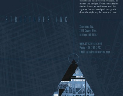 Structures Inc Poster