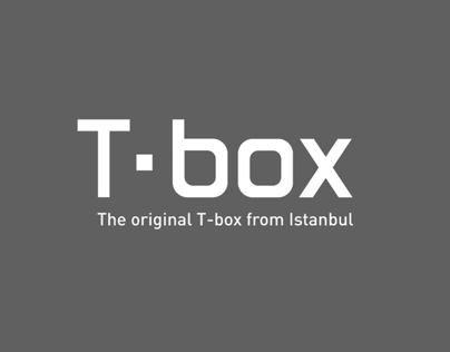 T-box / Rebranding + retail design + kiosks