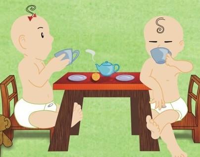 Chá de bebê