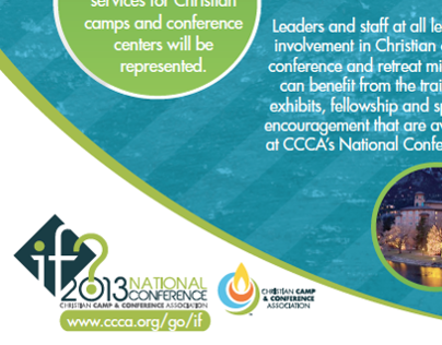 CCCA: 2013 IF? Conference Campaign