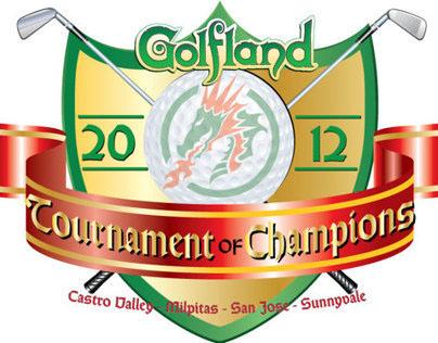 Logo - Golf Tournament Logo