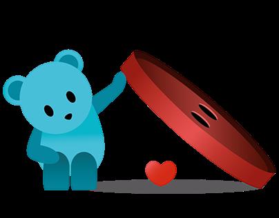 Cardio Infantil - Dirección de arte