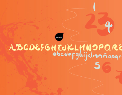 Personal Typefaces
