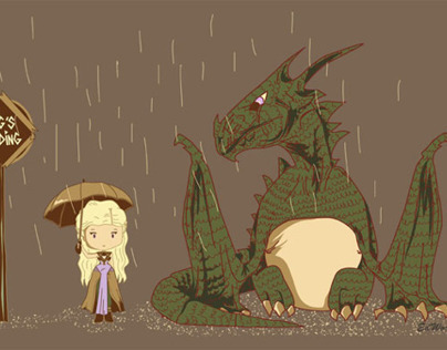 Khaleesi going to King's Landing