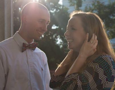 Joshua & Sabrina:  A Proposal