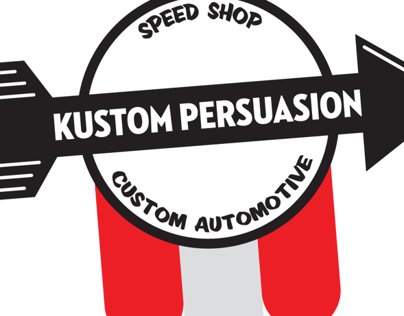 Kustom Persuasion Identity + Collateral (2009–2014)