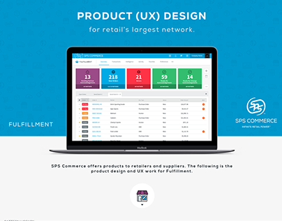 FULFILLMENT Product Design