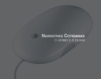 """Livro """"Narrativas Cotidianas"""""""