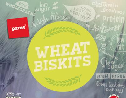 Target Audience - Pams Wheat Biskits