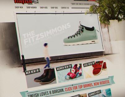 Tinfish Shoes